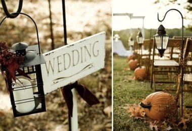 nunta toamna